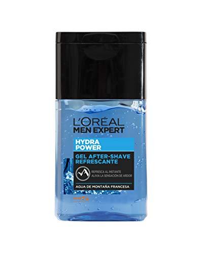 L Oréal Paris Men Expert Hydra Power, Gel After Shave Refrescante - 125 ml