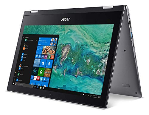 """Acer Spin 1 11.6"""" Touchscreen 2-in-1 Laptop,Dual Core,4GB,64GB SSD,Office 365,Win 10"""