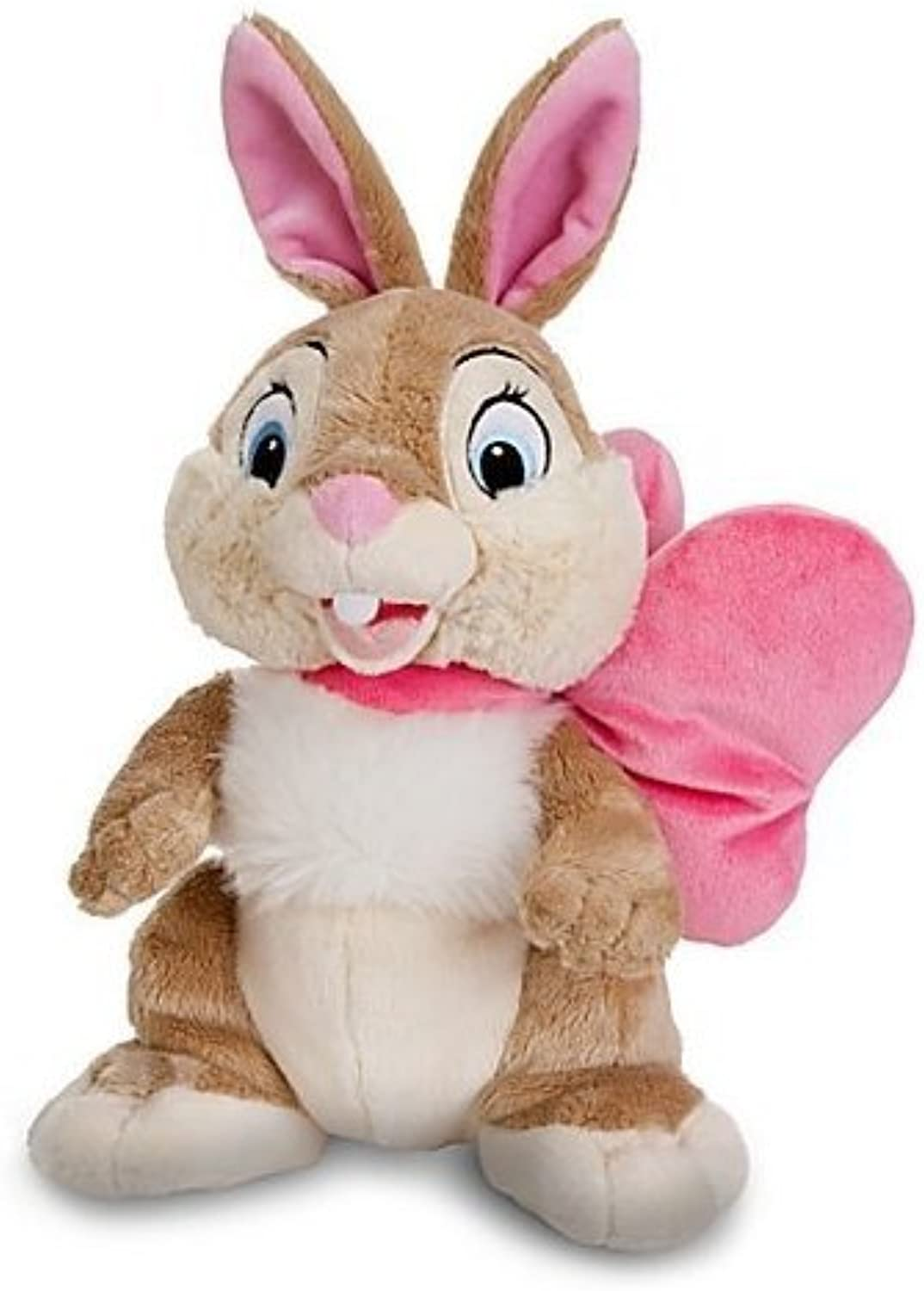 Disney Easter Bow Miss Bunny Plush Doll