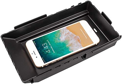 ZJYSM Cargador de Coche inalámbrico rápido, 10W / 7.5W / 5W cargamento inalámbrico para automóvil para Skoda Kodiak 2017-2019 para Galaxy S20 / S10 / S9 / iPhone 11/11 Pro / 11 Pro MAX