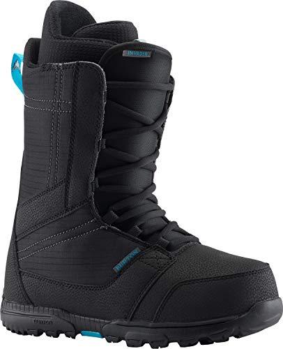 Burton Invader Snowboard Boots Mens Sz 11 Black