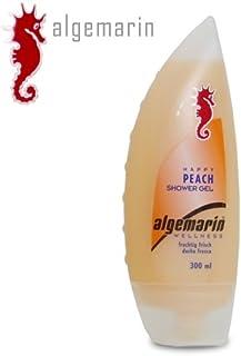 【Algemarin】アルゲマリンうるおい香水シャワージェル(ピーチ)
