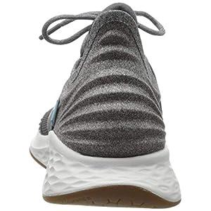 New Balance mens Fresh Foam Roav V1 Sneaker, Lead/Light Alluminum, 11.5 Wide US