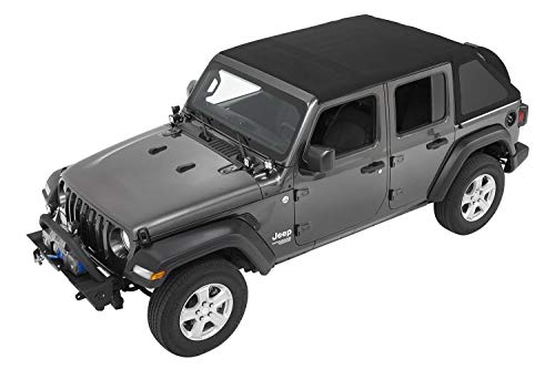 Bestop 5686335 Black Diamond All-New Trektop Soft...