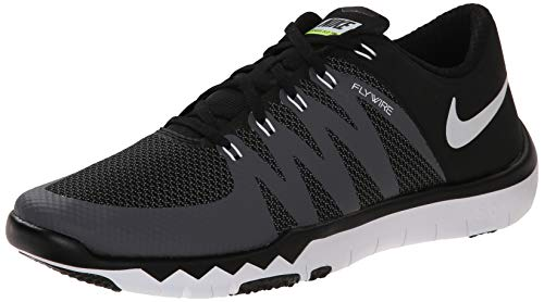 Nike Men's Free Trainer 5.0 Black/Dark Grey/Volt/White...