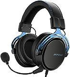 Mpow Air SE Auriculares Gaming para PS4/PC/Xbox One/Switch/Mac, Auriculares para Juegos con 3D...