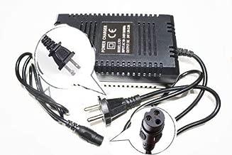 Naks 24V 2 Ampere Lead Acid Battery Charger for Bicycle/Bike/Scooter (Black)