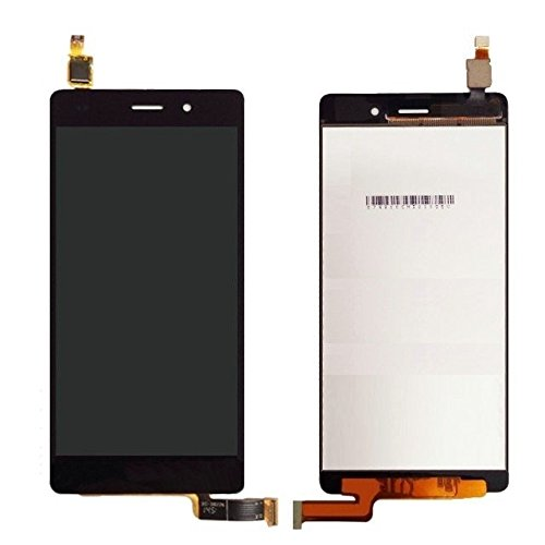 'HUAWEI P8 Lite BLACK - DISPLAY LCD+TOUCH COMPLET ..!