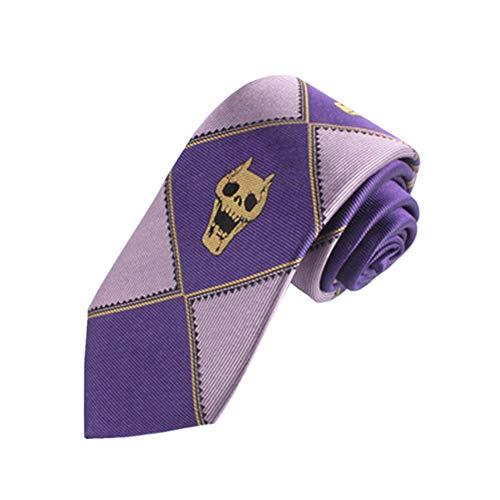 cluis - Krawatten & Schärpen zum Verkleiden in Style 4, Größe Normal