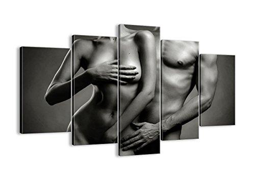 ARTTOR Gemälde Wohnzimmer und Bilder Schlafzimmer. Wand Dekoration für alle Räume - Bild auf Leinwand in vielen Größen - EA150x100-2721