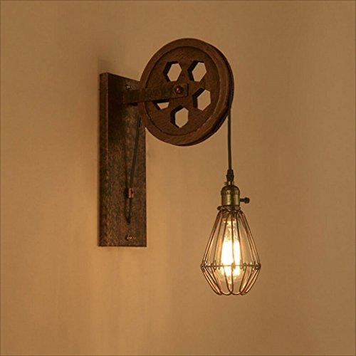 Design plafonnier plafonnier lampe murale éclairage verre glaslampe orange rouge blanc e27