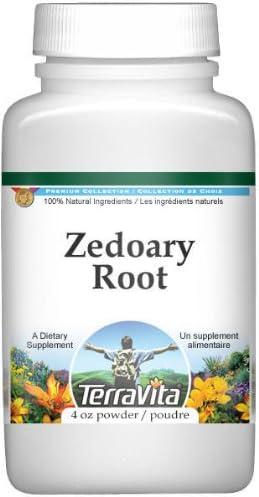 Zedoary Quality inspection Root Wild Turmeric Powder Cheap SALE Start ZIN: 4 512625 oz