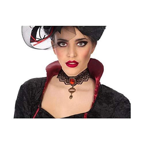 Atosa B/Cart. Collare Halloween Multicolore (57708