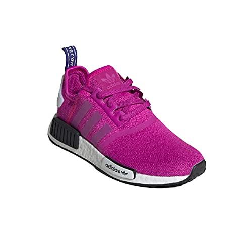 adidas Nmd_R1 W, Zapatillas de Gimnasia para Mujer, 36.5 EU, Rosa (Vivid Pink/Vivid Pink/Shock Pink)