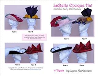 musketeer hat pattern