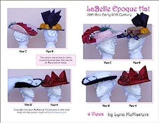 1895-1905's La Belle Epoque Hat Pattern