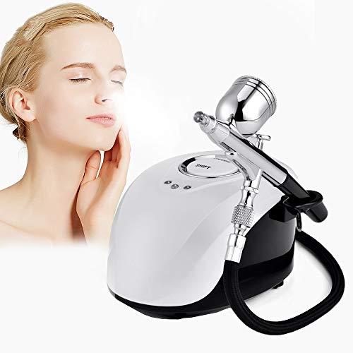 XISURE Oxygen Facial Machine,Portable High Voltage Water Oxygen Facial Sprayer, Oxygen Facial Sprayer Machine for Facial Spa Deep Cleaning