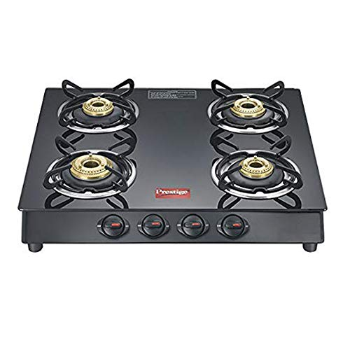Best prestige gas stove 4 burner glass top