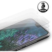 Aribest Huawei P20 Pro Panzerglasfolie 3 Stück, Panzerglas Schutzfolie Für Huawei P20 Pro,Ultra-klar 9H Härte,HD Klar,Anti-Öl,Anti-Kratzen,Anti-Bläschen,3D Touch Kompatibel