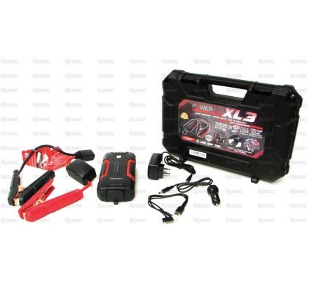 Fantastic Deal! Powerall Next Generation Powerall Xl3 - Super Duty 12-Volt Jump Pack with Capacity U...