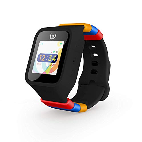 iGPS Wizard Smart Watch for Kids with SIM Card  Live GPS Tracking  Cellular Voice