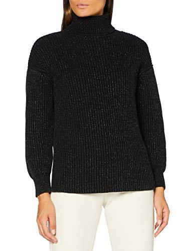 REPLAY Dk7078.000.g22454g Suéter pulóver, 098 Black, S para Mujer