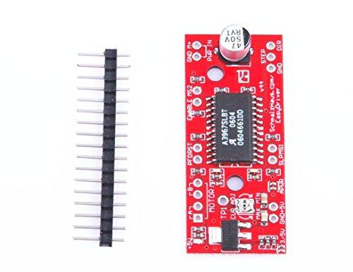 1 stücke Easy Driver Shield schrittschrittmotor treiberplatine V44 A3967 Für Arduino neue