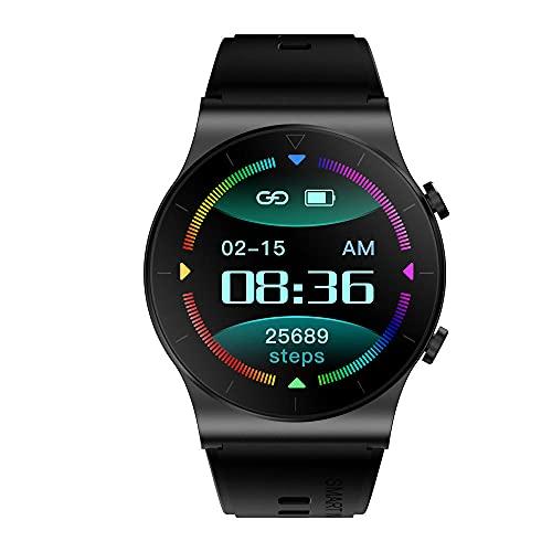 La Pulsera Inteligente Puede Llamar a Relojes Completamente Redondos y táctiles.