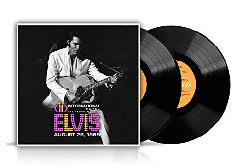 Live at the International Hotel,Las Vegas,Nv Aug [Vinyl LP]