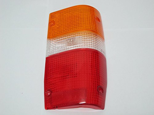 Standard Rear Tail Light Lens for Mitsubishi Mighty Max Dodge D50 1987-1996 (Rh)