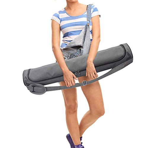 Sunfauo Funda Esterilla Yoga Bolsa De Yoga Bolsas de Yoga para Mujeres Bolsas de Transporte de Esterilla de Yoga Estera de Yoga con Bolsa de Transporte