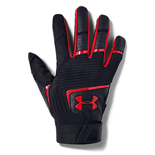 Under Armour Clean Up 19 Baseball Glove, Black (002)/White, Small