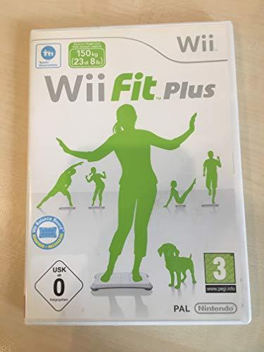 Wii Fit Plus - Nintendo Wii - Lingua italiana