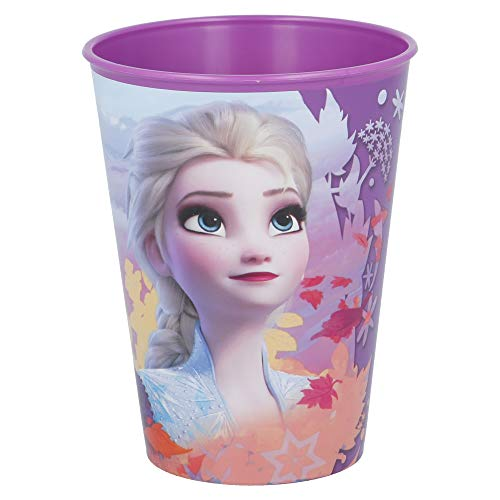 Stor Frozen II 35007- Copa, 260 ml, 1 unidad, multicolor