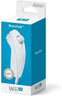 wii nunchuck controller white