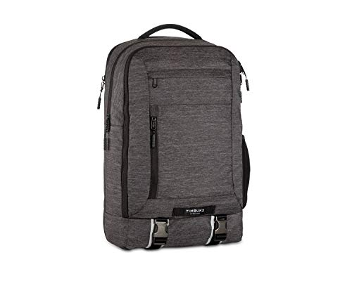 Timbuk2 The Authority Pack Rucksack, Einheitsgröße, Unisex, Jet Black Static