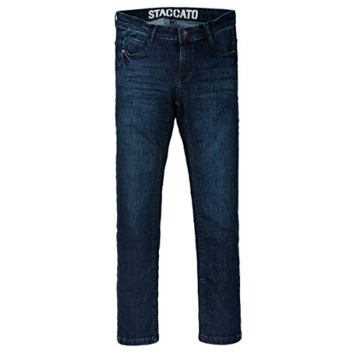 Staccato Skinny Jeans für Jungen | Big Fit | Größe 164 | dunkelblau