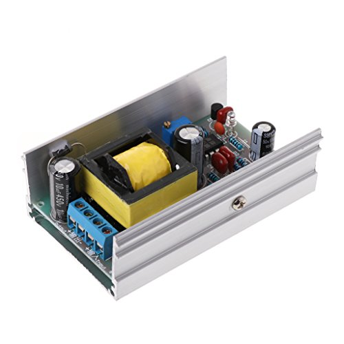 Rtengtunn DC12V a DC 200-450V 70W Convertidor de Alto Voltaje Boost Step Up Power Supply Board