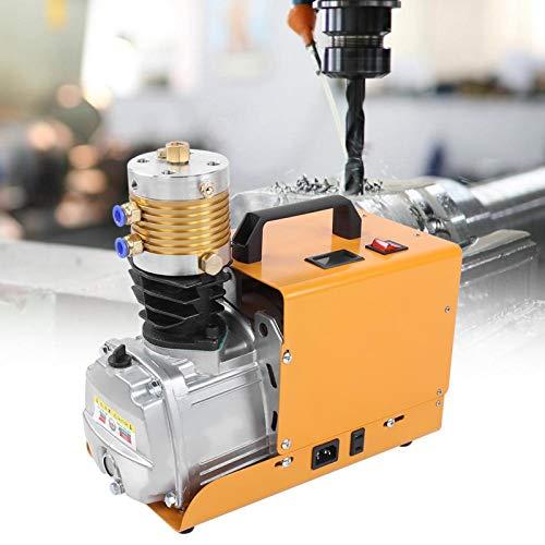 Bomba de compresor de aire 30MPa 4500PSI Inflador eléctrico de alta presión (juego súper refrigerado por agua)(EU)
