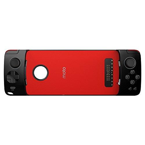 Motorola PG38C01914 MotoMOD GamePad, color Negro, para modelos Moto Z
