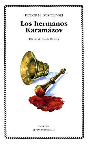 Los hermanos Karamázov: 66 (Letras Universales)