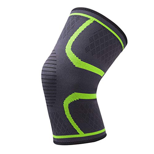 BXzhiri Knee Pads for Work - Professional Gel Knee Pads Heavy Duty for Construction, Flooring, Gardening and Cleaning