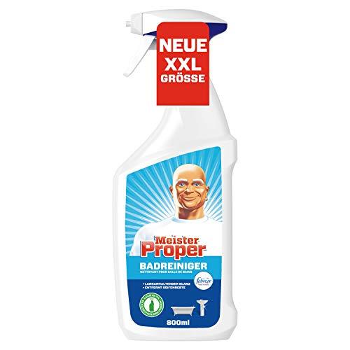 Meister Proper Badspray (800 ml) mit Febreze Frische, wirkungsvolle Reinigung für ein sauberes Badezimmer