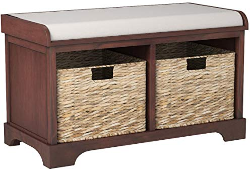 Safavieh-American-Homes-Collection-Freddy-Brown-Wicker-Storage-Bench