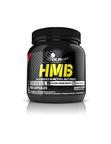 Olimp Sport Nutrition HMB Anticatabólico - 450 Cápsulas