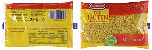 Bernbacher Die Guten 250 g Muscheln (1 x 250 g)