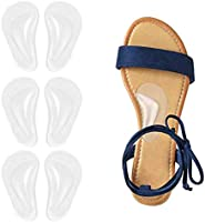 Gel Arch Support Shoe Insoles for Flat Feet