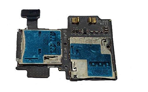 Sim Kartenleser und Speicherkartenslot für SAMSUNG GALAXY S4 i9505