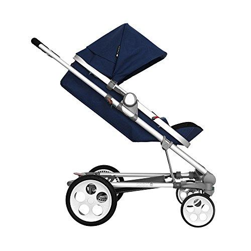 Britax Römer Kinderwagen 0 - 3 Jahre I bis 17 kg I SEED PLI PLUS Kombikinderwagen I Blau