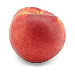 Peach Yellow Organic, 1 Each